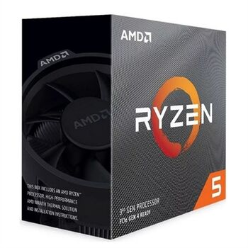 CPU AMD RYZEN 5 3600 3.6GHZ 6 CORE AM4 BOX