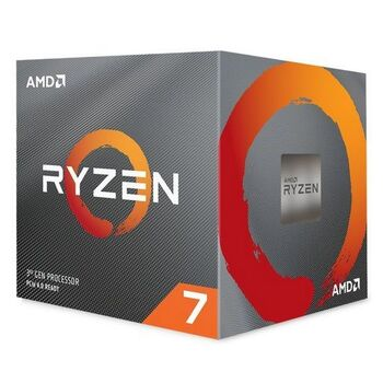 CPU AMD RYZEN 7 3800X 3.9GHZ 8 CORE AM4 BOX