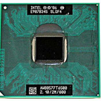CPU INTEL CORE 2 DUO T6500 - REACONDICIONADO
