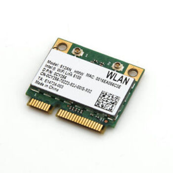 TARJETA RED MINI PCIE INTEL 512AN_MMW - REACONDIC