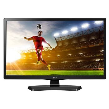 "TV LED 24"" LG 24MT48DG HD READY TDT-HD HDMI SCART"