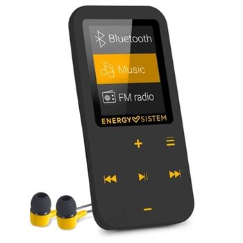 MP4 ENERGY SISTEM TOUCH BT BLUETOOTH 16GB AMBER