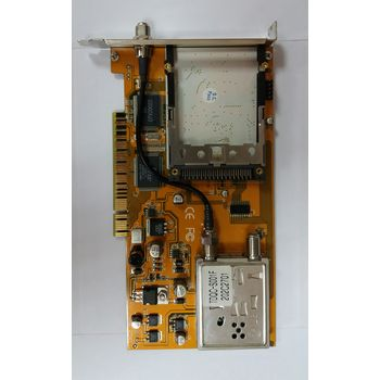 Z-OUTLET SINTONIZADORA TV SATELITE PCI DVB-S CON S