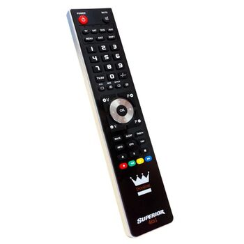 MANDO TV PROGRAMABLE USB SUPERIOR FREEDOM 4 EN 1