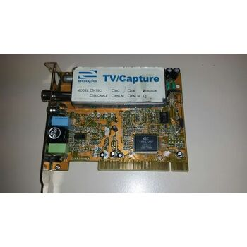 CAPTURADORA VIDEO PCI ZAAPA BT878