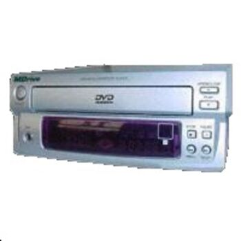 MDRIVE REPRODUCTOR DVD LKM016D USADO