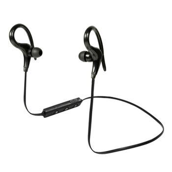 AURICULARES BT-001 SPORT BLUETOOTH STEREO NEGROS