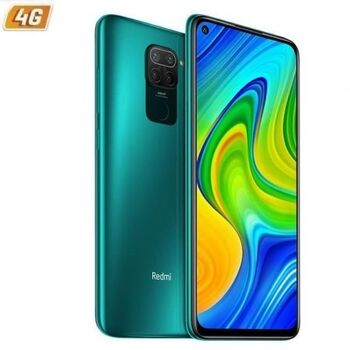 SMARTPHONE MOVIL XIAOMI REDMI NOTE 9 4GB 128GB FG