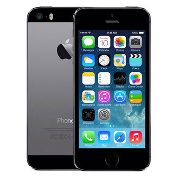 MOVIL APPLE IPHONE 5S 16GB GRIS REACONDICIONADO