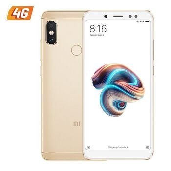 MOVIL SMARTPHONE XIAOMI REDMI NOTE5 4GB 64GB GOLD