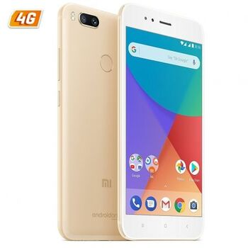 "MOVIL SMARTPHONE XIAOMI MI A1 5.5"" 4GB 32GB GOLD"