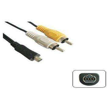 CABLE AV NIKON 8700/5700/5400/4500/5000 SATYCON