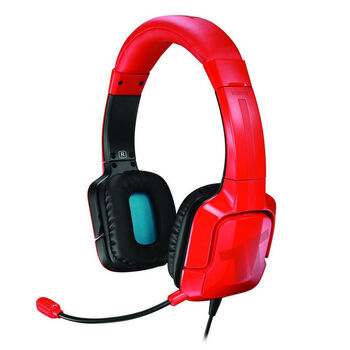 AURICULARES GAMING TRITTON KAMA PS4 XBOX ONE ROJOS