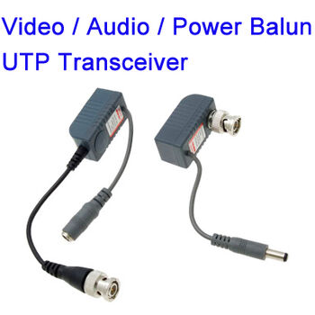TRANSMISOR/RECEPTOR VIDEO ALTA DISTANCIA BALUN 105