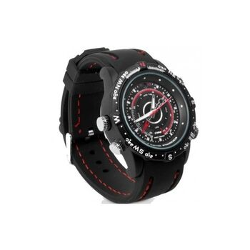 RELOJ ESPIA CON CAMARA DE VIDEO 8GB SATYCON