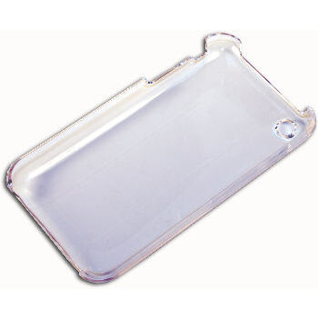CARCASA TRANSPARENTE TRASERA PARA IPHONE 3/3G/3GS