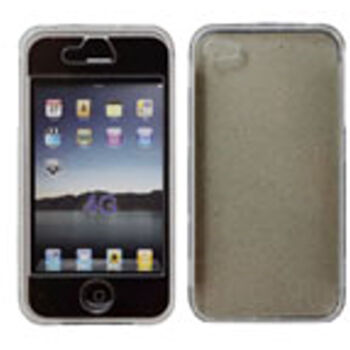 CARCASA TRANSPARENTE PARA IPHONE 4G