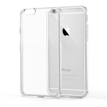FUNDA SILICONA TRANSPARENTE PARA IPHONE 5G/5S/5SE
