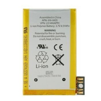 BATERIA MOVIL IPHONE 3G APN 616-0366 1350mAh