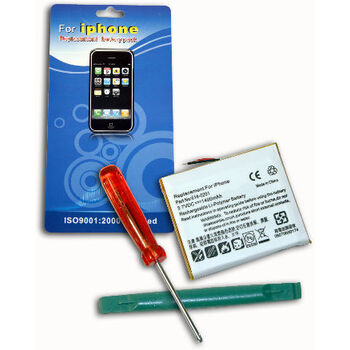 BATERIA MOVIL IPHONE 1G 2G APN 616-0291