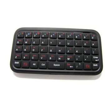 TECLADO BLUETOOTH IPAD / IPHONE / ANDROID NEGRO S1