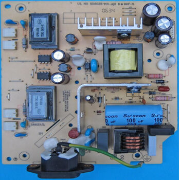 HP L1740 INVERTER BOARD