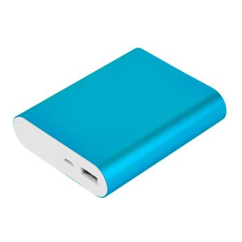 POWERBANK OEM AZUL 10400MAH