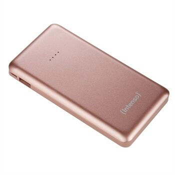 POWERBANK INTENSO SLIM 10000MAH ROSA 5V 2.1A