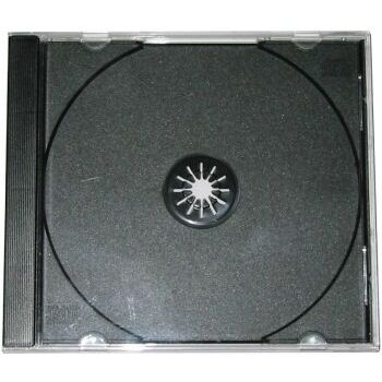 CAJA VACIA CD JEWEL CASE SLIM
