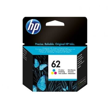 TINTA COLOR HP Nº. 62 ORIGINAL C2P06AE