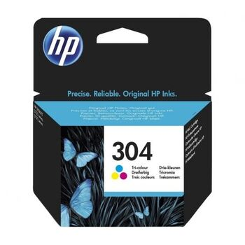TINTA HP HP Nº304COLOR ORIGINAL N9K05AE