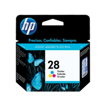 TINTA COLOR HP Nº.  28 ORIGINAL