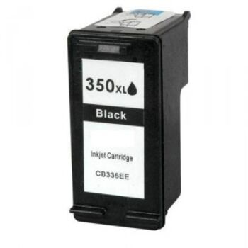 TINTA HP NEGRA 350XL RECICLADA