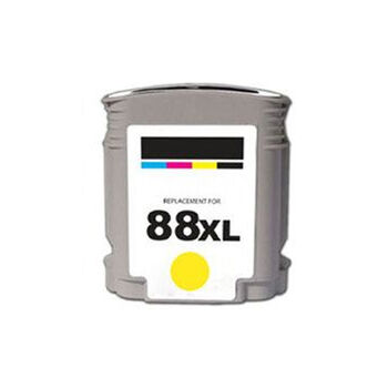 TINTA AMARILLO HP Nº 88XL RECICLADO