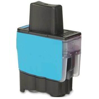 TINTA CYAN BROTHER LC900C RECICLADO