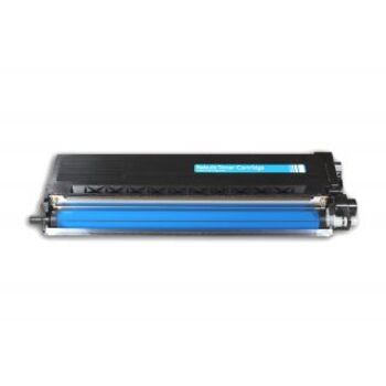 TONER BROTHER TN325 CYAN RECICLADO