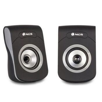 ALTAVOCES 2.0 NGS SB250 JACK STEREO USB 6W VOLUMEN