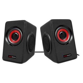 ALTAVOCES MARS GAMING MS1 10W STEREO 2.0