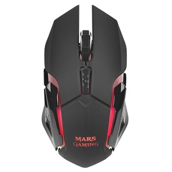 RATON INALAMBRICO MARS GAMING MMW OPTICO 3.200 DPI