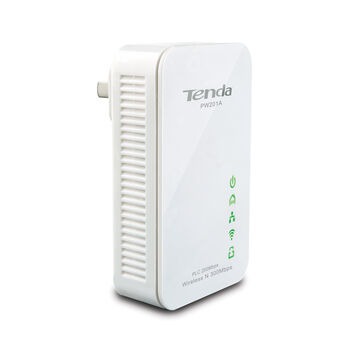 TENDA PW201A WIFI N300 POWERLINE EXTENDER