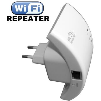 Z-OUTLET AMPLIFICADOR REPETIDOR AP WIFI ALFA 5000