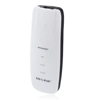 MINI ROUTER AP USB RJ45 WIFI 150 MBPS BL-MP01
