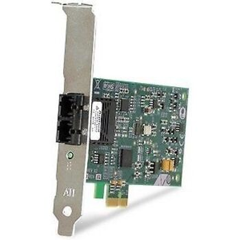 TARJETA RED PCIE FIBRA ALLIED TELESIS AT-2711FX/SX