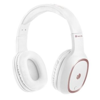 AURICULARES BLUETOOTH NGS ARTICA PRIDE WHITE BT