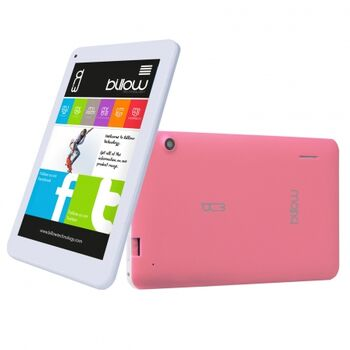 "TABLET 7"" BILLOW X701PV2 ROSA QC 1GB 8GB 1024X600"