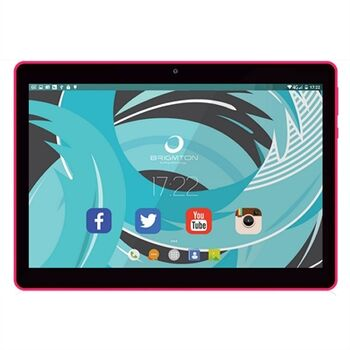 "TABLET BRIGMTON 10"" IPS BTPC-1019 1GB 16GB QC ROSA"