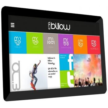 "TABLET BILLOW 10.1"" X101PROB QC 1GB 16GB WIFI AC N"