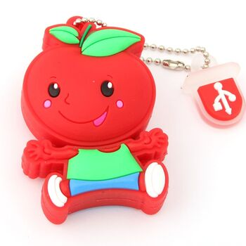 PENDRIVE USB2.0 32GB SATYCON CEREZA M.1811