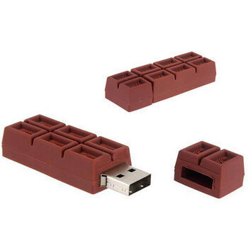 PENDRIVE USB3.0 32GB SATYCON CHOCOLATE M.1807