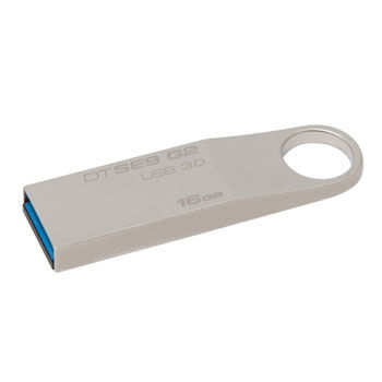 PENDRIVE USB 3.0 KINGSTON DATATRAVELER SE9 G2 16GB
